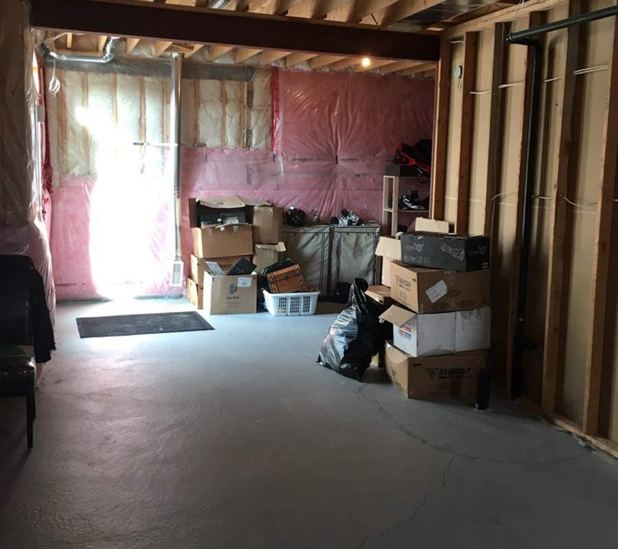 Finished Basement Contractor Whitby